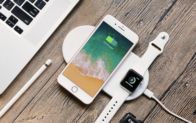 Funxim. անլար լիցքավորման սարք` Apple AirPower–ի նմանությամբ