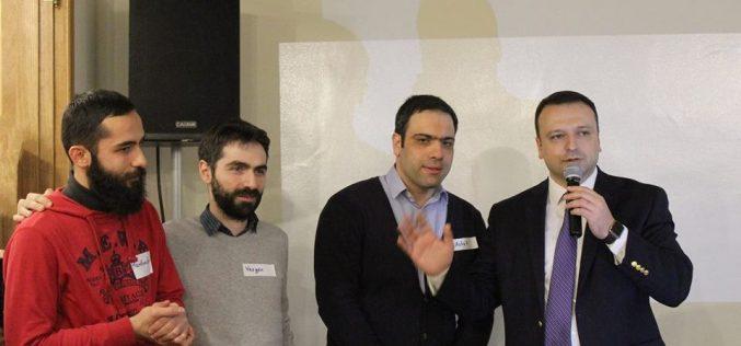 Հայաստանի առաջին սթարթափ ակադեմիան պաշտոնապես մեկնարկել է իր գործունեությունը Hero House-ում