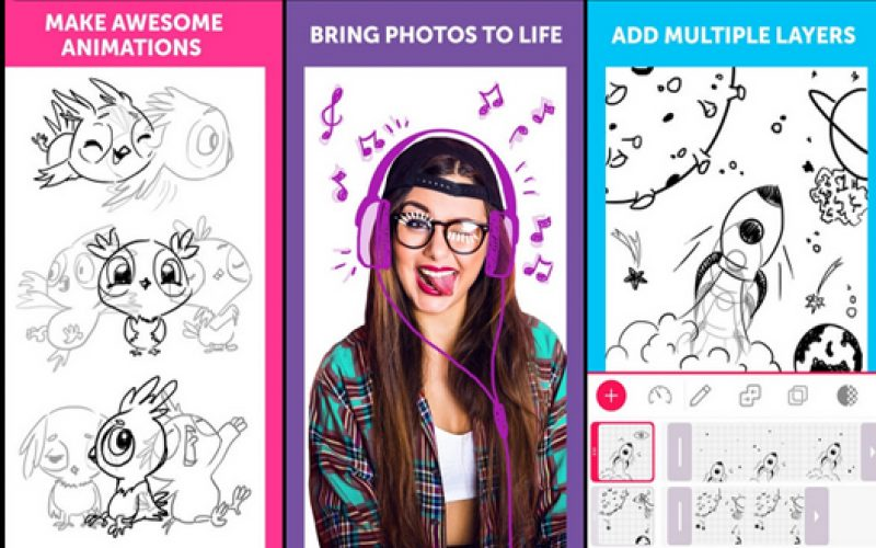 Google Play-ը PicsArt Animator-ը ճանաչել է տարվա լավագույն ժամանցային հավելված