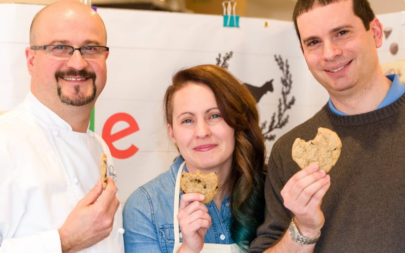 Google-ը ներկայացրել է «խելացի» թխվածքաբլիթ, որը ստեղծել է արհեստական ինտելեկտը