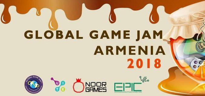 Հայաստանում արդեն 2-րդ անգամ կանցկացվի Global Game Jam Armenia 2018 միջազգային հաքաթոնը
