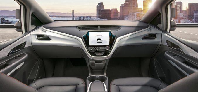 General Motors–ը կթողարկի ինքնավար էլեկտրամեքենա (տեսանյութ)