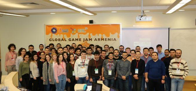 Global Game Jam Armenia 2018. ամփոփվել են արդյունքները