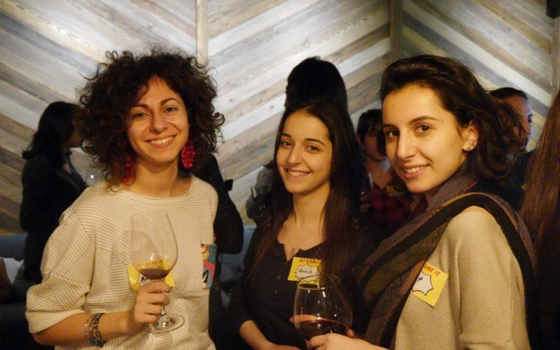 ՏՏ աղջիկների և կանանց առաջին թեմատիկ ընթրիքը Հայաստանում