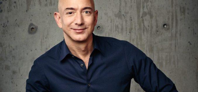 Amazon-ի հիմնադիր Ջեֆ Բեզոսը դարձել է բոլոր ժամանակների ամենահարուստ մարդը