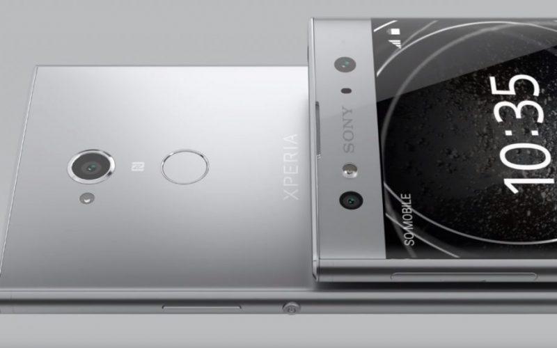 CES 2018. Sony-ն ներկայացրել է 3 սմարթֆոն