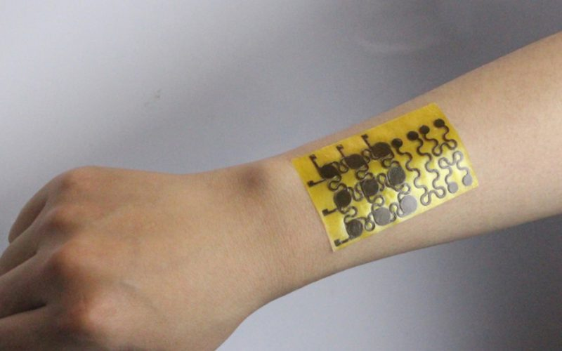 Ստեղծվել է «էլեկտրոնային մաշկ», որը կարող է ինքնուրույն վերականգնվել
