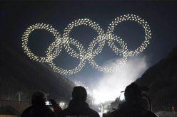 Օլիմպիական խաղերի բացմանը դրոններով համաշխարհային ռեկորդ է սահմանվել (լուսանկարներ)
