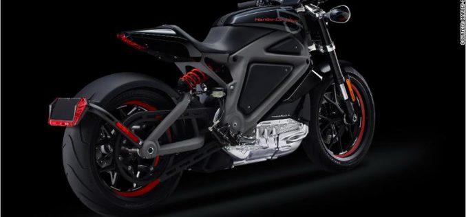 Harley-Davidson էլեկտրական մոտոցիկլետը կթողարկվի 2019-ին