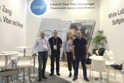 Հայկական Zangi-ն Mobile World Congress-ում ներկայացնում է սեփական լուծումները