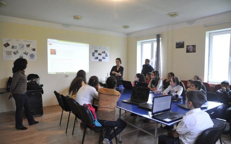 CAST. ստեղծվել են այլընտրանքային լոկալ ցանցեր Հայաստանի հեռավոր բնակավայրերում