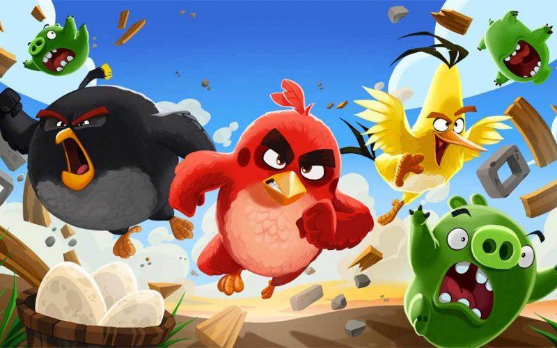 Angry Birds խաղով այժմ կարելի է գումար աշխատել