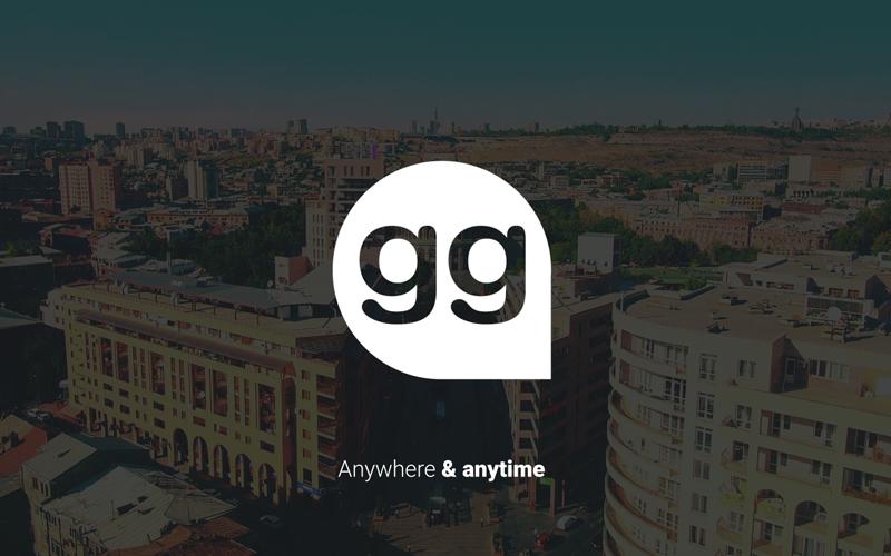 gg Taxi–ն նորություն ունի` կպաված Digitec 2018–ի հետ
