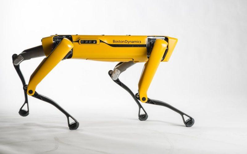 Boston Dynamics-ի ռոբոտը նոր հմտություններ է ձեռք բերել (տեսանյութ)