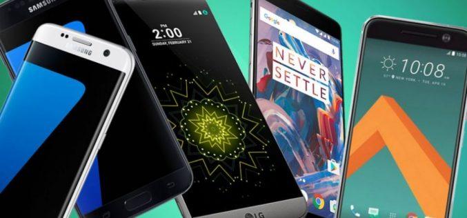 5 պատճառ Android սմարթֆոն գնելու համար