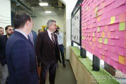 Վարչապետը ծանոթացել է ՏՏ ոլորտում գործունեություն ծավալող SoftConstruct ընկերության գործունեությանն ու ծրագրերին