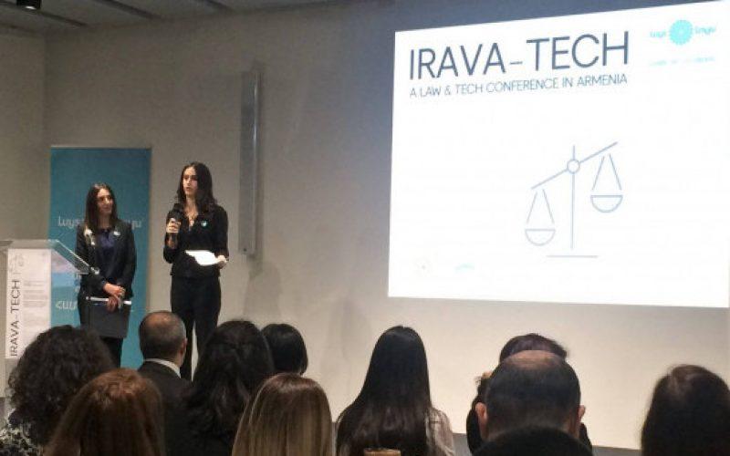 IravaTech համաժողովը կանցկացվի մարտի 15–ին և 16–ին