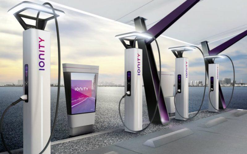 Էլեկտրական լիցքավորման գեղեցիկ և ժամանակակից կայաններ BMW–ից, Ford–ից, VW–ից
