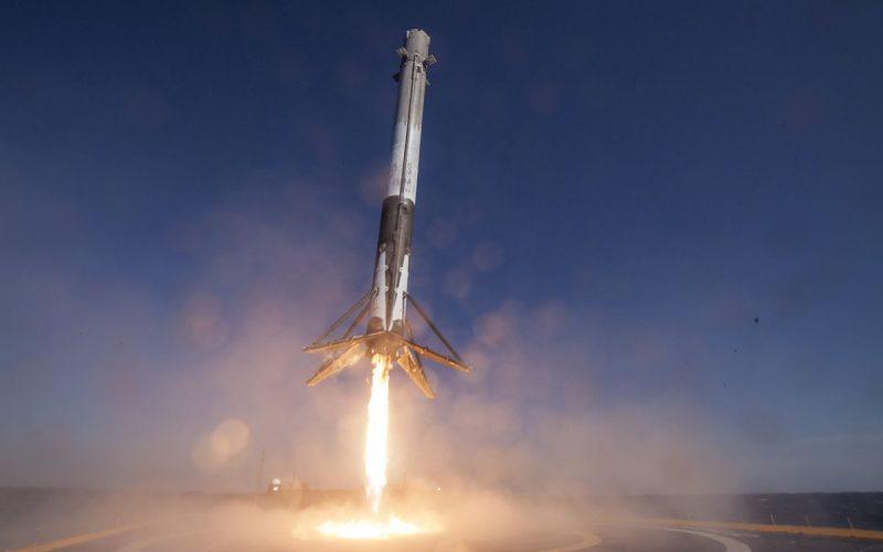Falcon 9 հրթիռը կրկին բաց է թողնվել  Hispasat արբանյակի հետ