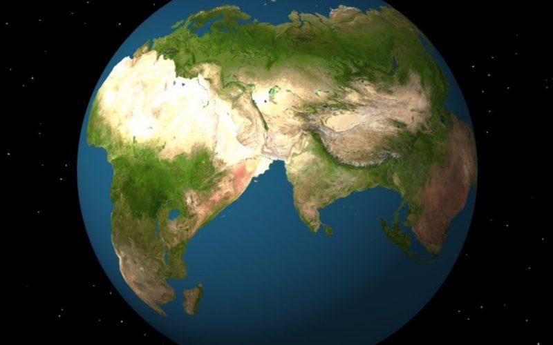 Ինչպիսի՞ տեսք կունենա Երկիր մոլորակը 250 միլիոն տարի հետո (տեսանյութ)