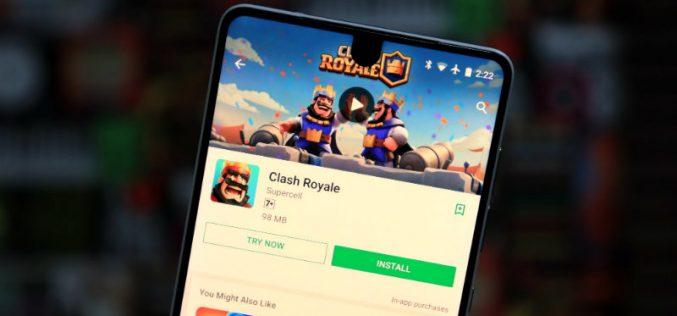 Android-ը թույլ կտա խաղեր խաղալ առանց դրանք ներբեռնելու
