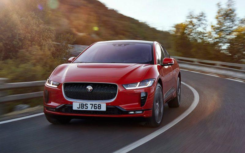 I-Pace.ինտելեկտուալ էլեկտրամոբիլ  Jaguar–ից