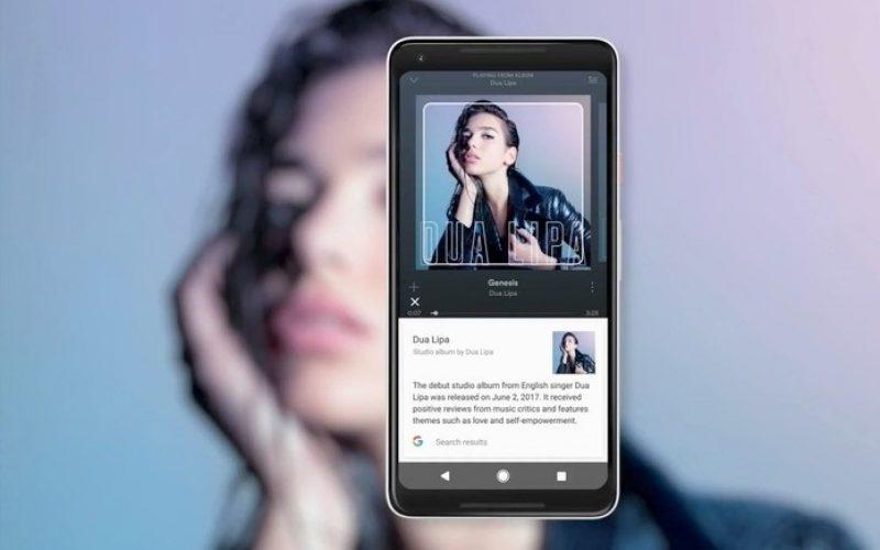 Google Lens գործառույթը հասանելի է դարձել անդրոիդ բոլոր սարքերի համար