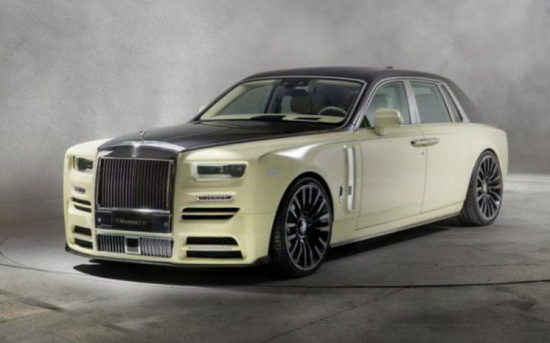 Rolls-Royce Phantom VIII-ի թյունինգավորված տարբերակը՝ Ժնևի ցուցահանդեսին