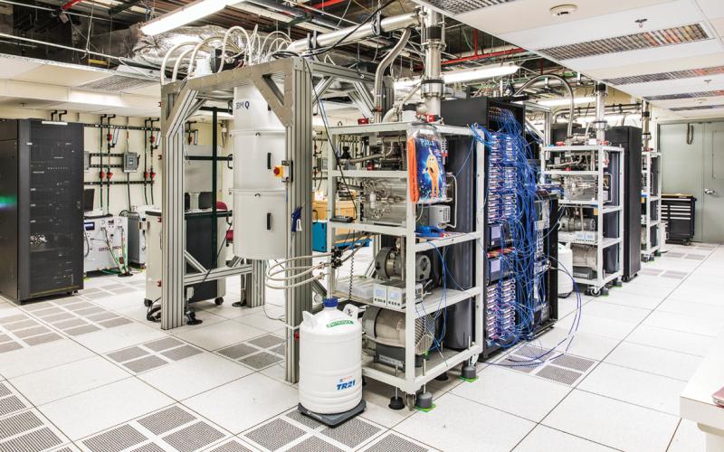 Քվանտային  հզոր համակարգիչներ IBM–ից