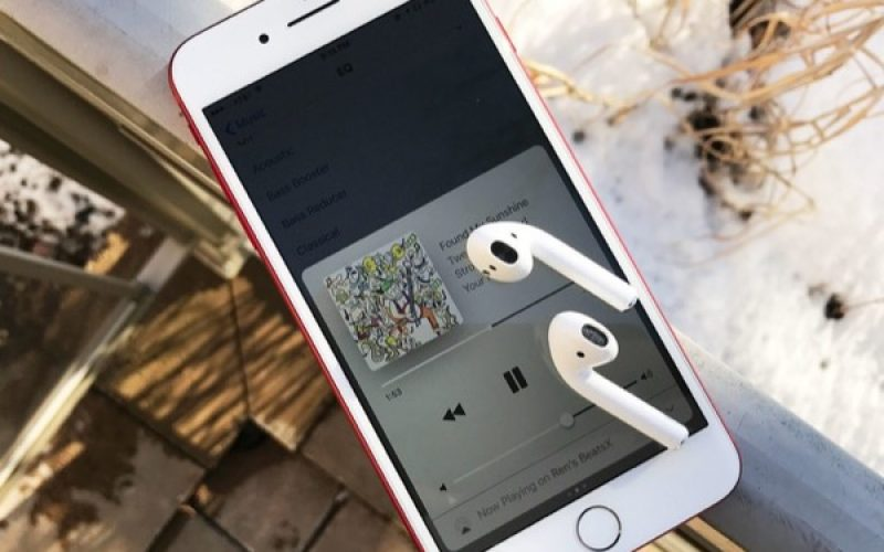 Apple-ը թարմացրել է AirPods ականջակալները