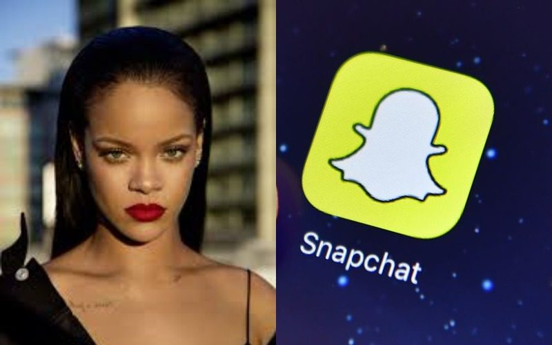 Snapchat–ը Rihanna–ի պատճառով կես միլիարդ դոլար է կորցրել