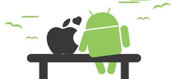 Այժմ Android–ն այնքան անվտանգ է, որքան iOS–ը. Google