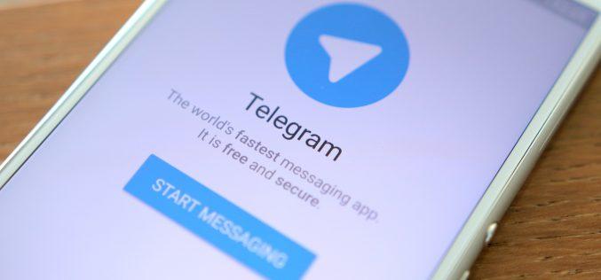 Telegram-ում թարմացումներ կան