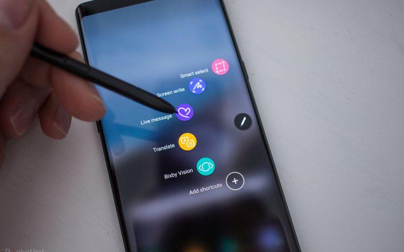Samsung Galaxy Note 9-ը կստանա 6,4 դյույմ էկրան