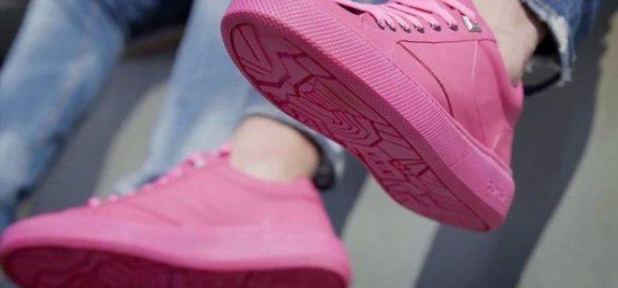 Տեխնոկոշիկներ մաստակից