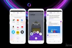 Opera-ն թողարկել է մեկ ձեռքով կառավարվող  Touch բրաուզերը