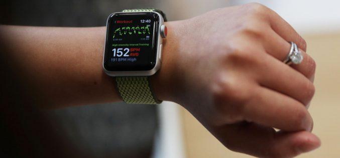 Apple Watch-երը գրավել են սմարթ ժամացույցների շուկայի կեսը