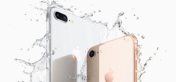 Phone 8–ը և iPhone 8 Plus–ը վաճառքի ցուցանիշով առաջ են անցել  iPhone X–ից