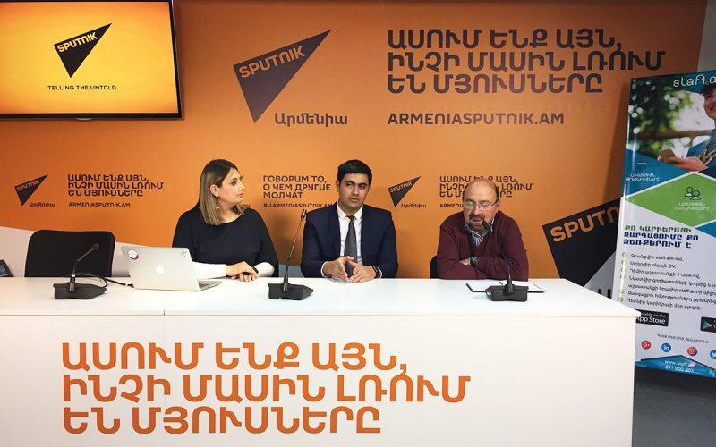 Հայաստանյան IT ոլորտի աշխատաշուկայի վերլուծական պատկեր. ներկայացնում է Staff.am–ը