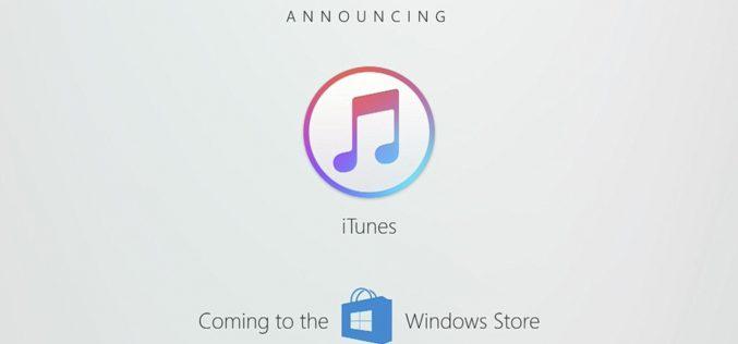 Windows 10–ի օնլյան խանութում առաջին անգամ հայտնվել է Apple–ի ծրագիր