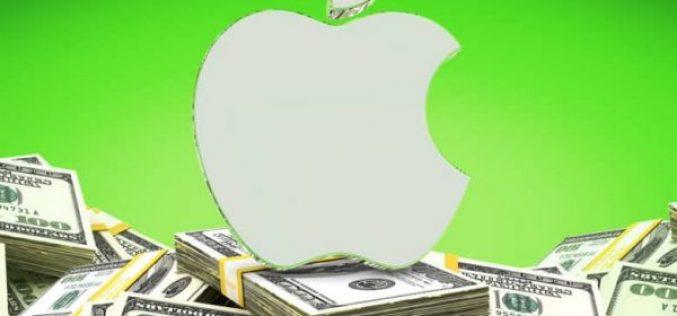 Apple–ը օգտատերերի հաշվից գաղտնի գումար է հանել