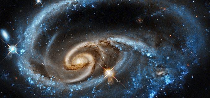 NASA-ն ցուցադրել է նոր աստղով պարուրաձև գալակտիկան