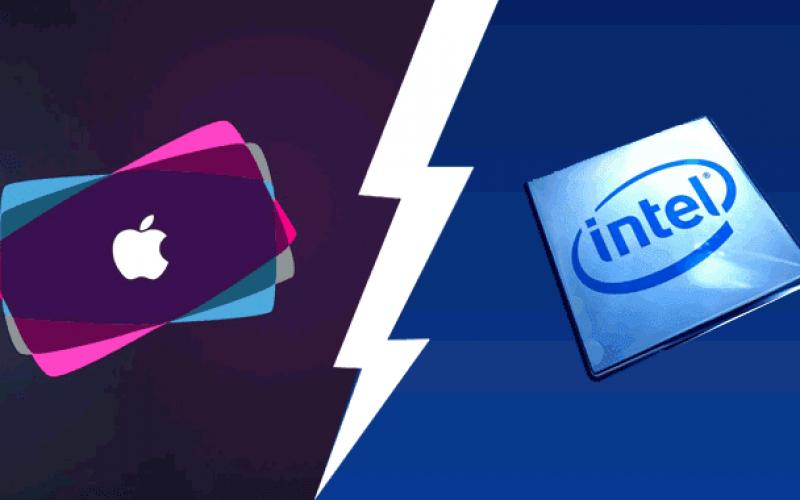 Apple-ը  հրաժարվում է Intel պրոցեսորներից