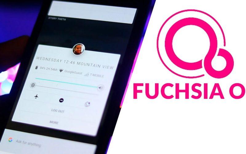 Հասանելի է Google–ի Fuchsia  նոր օպերացիոն համակարգի բետա տարբերակը