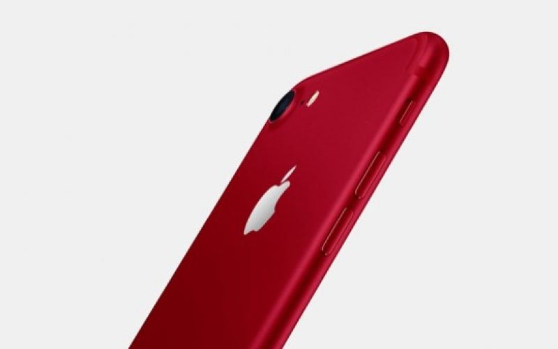 Apple–ն այսօր կթողարկի կարմիր iPhone 8
