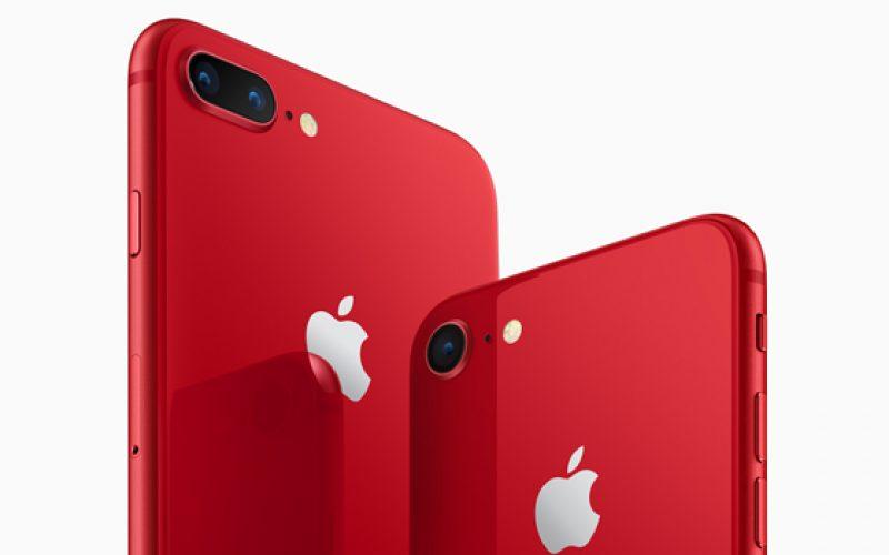 2 պատճառ iPhone 8 RED գնելու համար