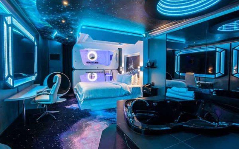 Ամենաթանկարժեք հյուրանոցը՝ տիեզերքում