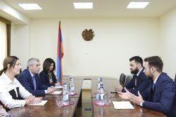 Միջազգային կազմակերությունը Հայաստանում «Տվյալների մշակման կենտրոն» ստեղծելու ցանկություն ունի