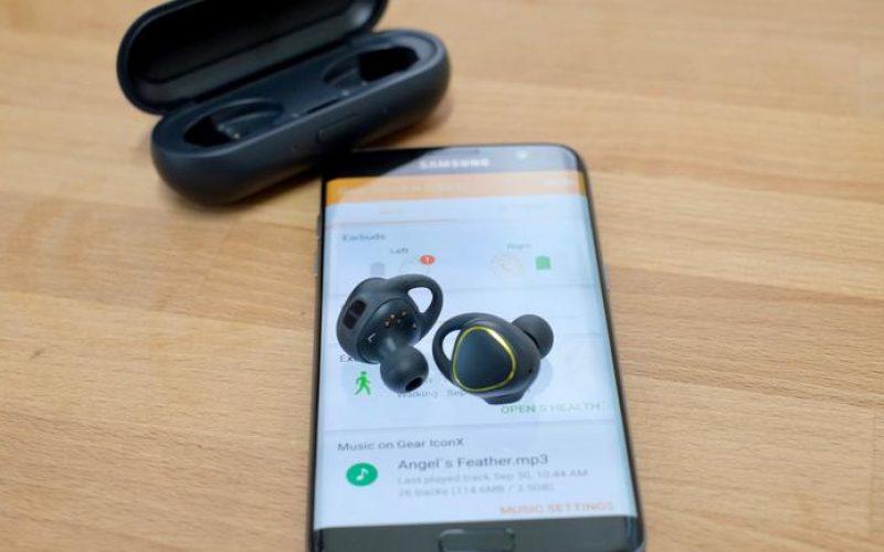 Samsung-ը թարմացրել է Gear IconX ականջակալները