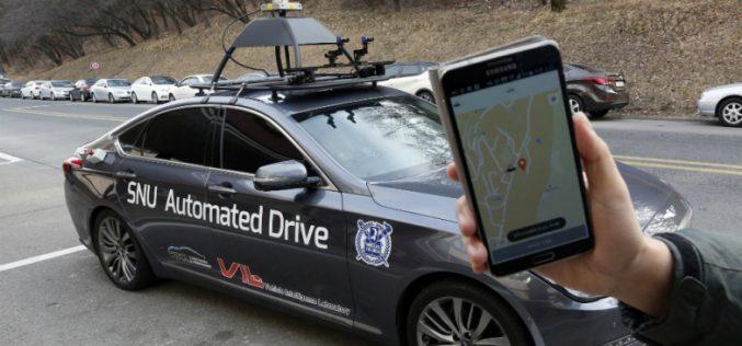 Կալիֆոռնիայում ինքնակառավարվող տաքսիները փոխադրում են առաջին ուղևորներին